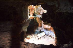 Barbuda Indian Cave