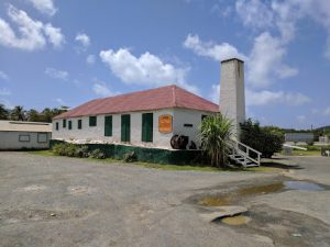 BVI Lower Estate Sugar Works